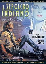Il sepolcro indiano (DVD)