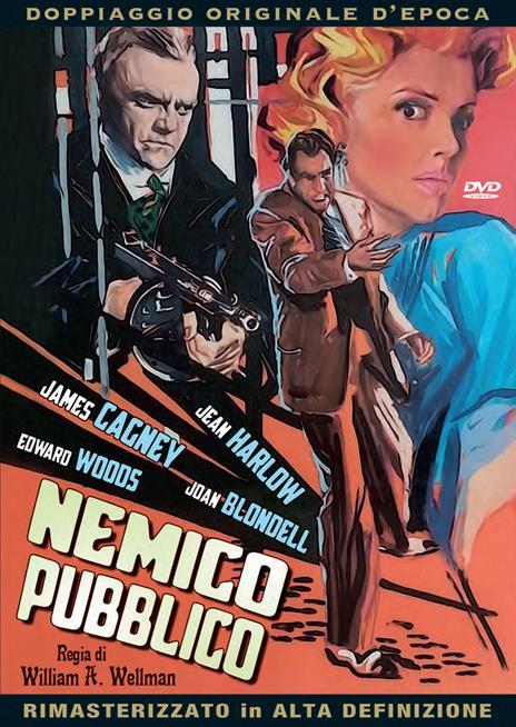 Nemico pubblico (DVD) di William A. Wellman - DVD