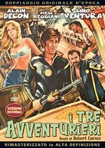 I tre avventurieri (DVD)