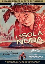L' isola nuda (DVD)