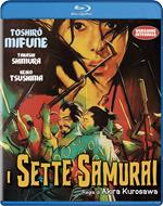 I sette samurai (Blu-ray)