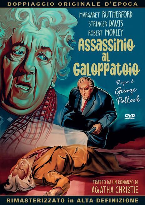 Assassinio al galoppatoio (DVD) di George Pollock - DVD