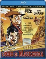 oro di MacKenna (Blu-ray)