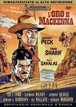 oro di MacKenna (DVD)