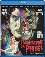 L' abominevole dr. phibes (Blu-ray)