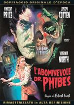 L' abominevole dr. phibes (DVD)