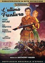 L' ultima frontiera (DVD)