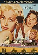 L' animale femmina (DVD)