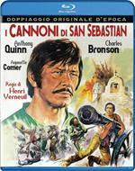 I cannoni di San Sebastian (Blu-ray)