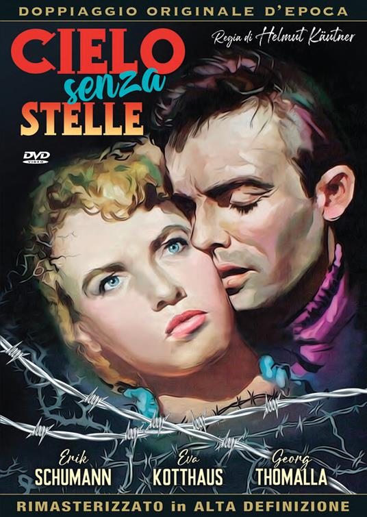Cielo senza stelle (DVD) di Helmut Kautner - DVD