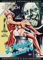 L' angelo azzurro (DVD)