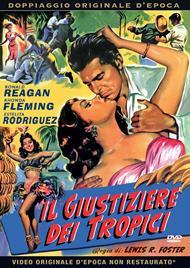 Il giustiziere dei tropici (DVD)
