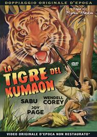 La tigre del Kumaon (DVD)