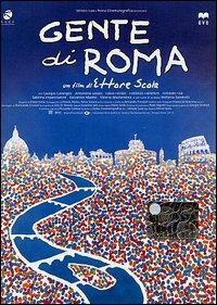 Gente di Roma (DVD) di Ettore Scola - DVD