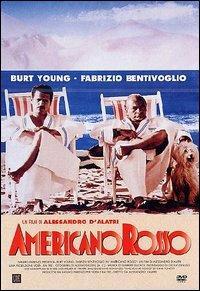 Americano rosso (DVD) di Alessandro D'Alatri - DVD