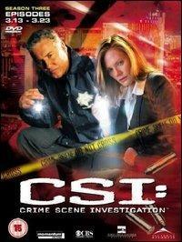 CSI. Crime Scene Investigation. Stagione 3. Vol. 2 (3 DVD) di Roy H. Wagner - DVD