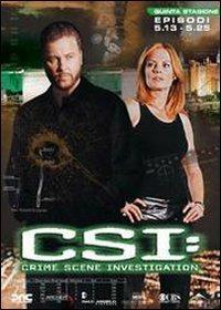 CSI. Crime Scene Investigation. Stagione 5. Vol. 2 (3 DVD) di Duane Clark,Quentin Tarantino,Terrence O'Hara,Bill Eagles,Richard J. Lewis - DVD