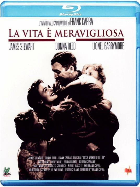 La vita è meravigliosa (Blu-ray) di Frank Capra - Blu-ray