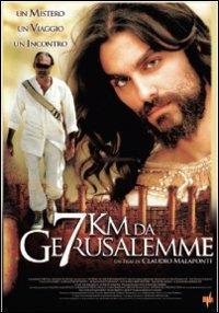 7 Km da Gerusalemme di Claudio Malaponti - DVD