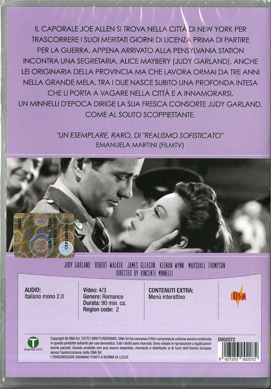 L' ora di New York di Vincente Minnelli - DVD - 2