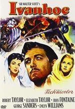 Ivanhoe. Versione restaurata (DVD)