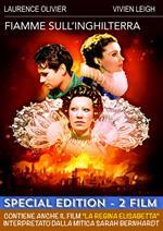 Fiamme sull'Inghilterra - La regina Elisabetta (DVD)