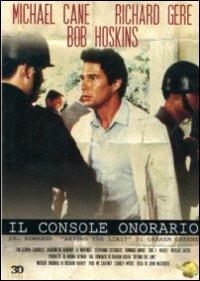 Il console onorario di John MacKenzie - DVD