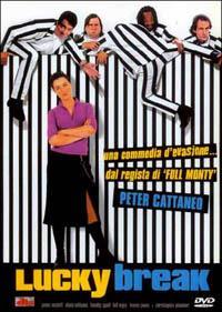 Lucky Break di Peter Cattaneo - DVD