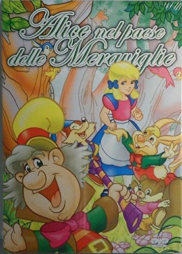 Alice nel paese delle meraviglie (DVD) - DVD