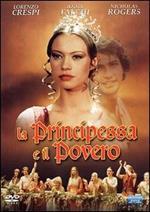La principessa e il povero (DVD)