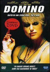 Domino (2 DVD)<span>.</span> Special Edition di Tony Scott - DVD