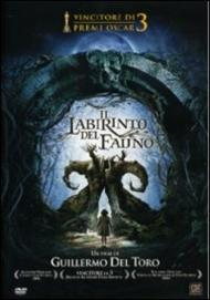 Il labirinto del fauno (1 DVD)