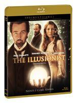 The Illusionist. L'illusionista (Blu-ray)