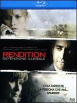 Rendition. Detenzione illegale