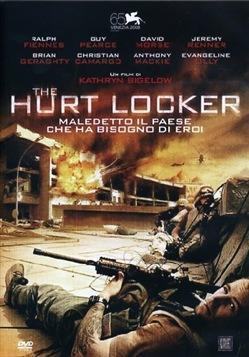 The Hurt Locker di Kathryn Bigelow - DVD - 2