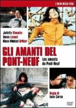 Gli amanti del Pont-Neuf (DVD)