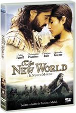 The New World. Il nuovo mondo (2 DVD)