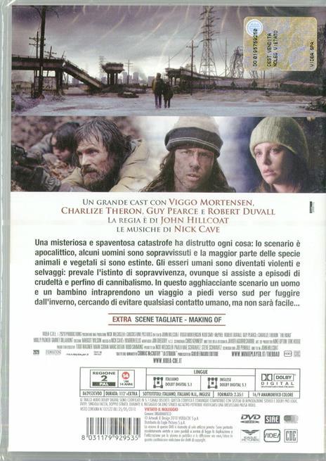 The Road di John Hillcoat - DVD - 2
