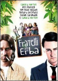 Fratelli in erba di Tim Blake Nelson - DVD