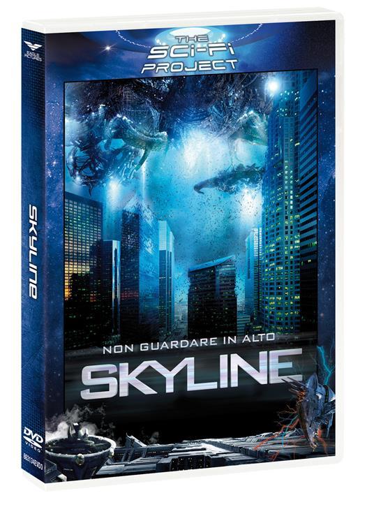 Skyline<span>.</span> Edizione speciale di Colin Strause,Greg Strause - DVD