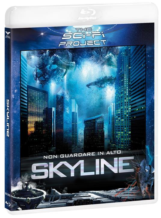 Skyline (Blu-ray)<span>.</span> Edizione speciale di Colin Strause,Greg Strause - Blu-ray