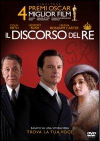 Il discorso del Re<span>.</span> Edizione speciale di Tom Hooper - DVD