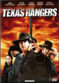 Texas Rangers di Steve Miner - DVD