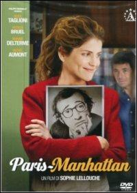 Paris-Manhattan di Sophie Lellouche - DVD