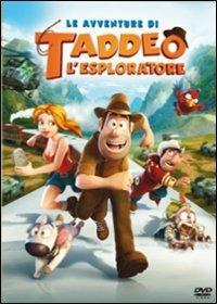 Le avventure di Taddeo l'esploratore di Enrique Gato - DVD