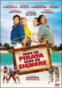 Sono un pirata, sono un signore di Eduardo Tartaglia - DVD