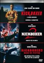 Trilogia Kickboxer (3 DVD)