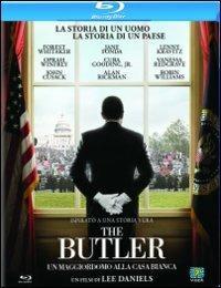 The Butler. Un maggiordomo alla Casa Bianca di Lee Daniels - Blu-ray