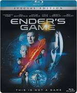 Ender's Game. Con Steelbook (Blu-ray)