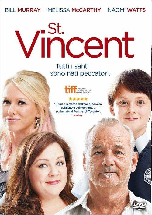 St. Vincent di Ted Melfi - DVD
